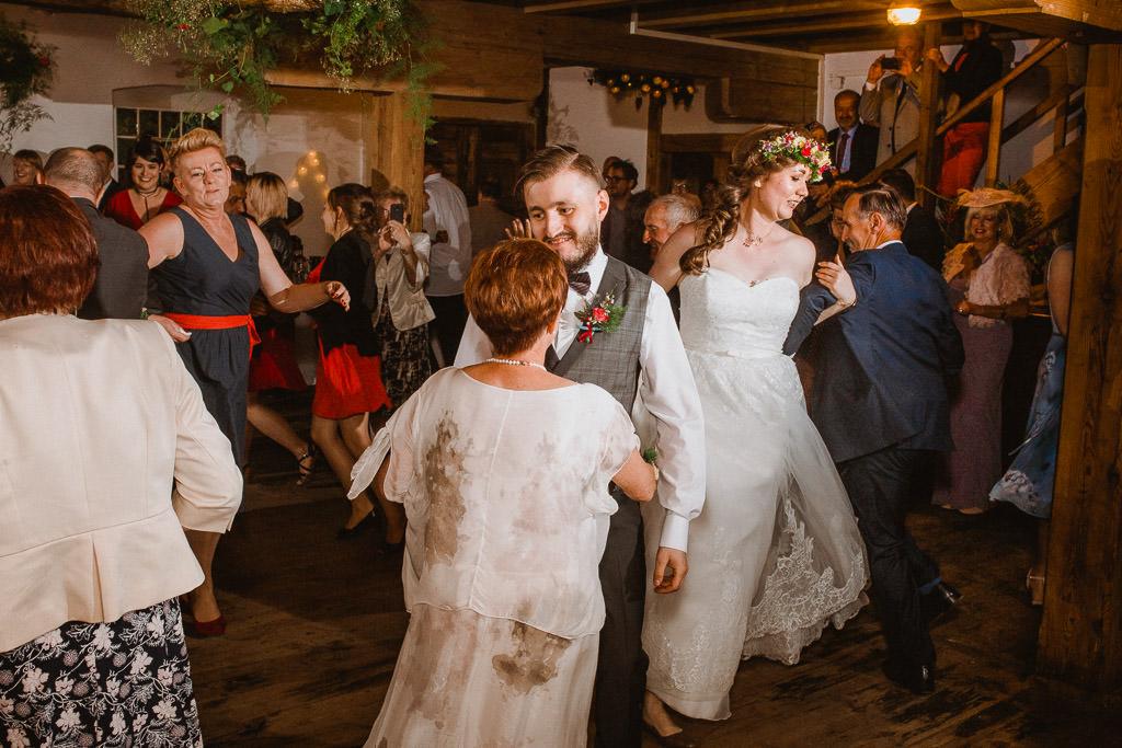 Natalia i Miłosz – plenerowy ślub humanistyczny, Młyn Kowalewko 73