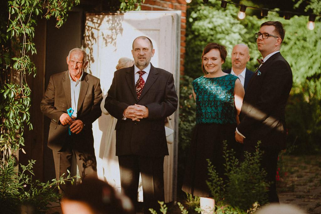 Natalia i Miłosz – plenerowy ślub humanistyczny, Młyn Kowalewko 79