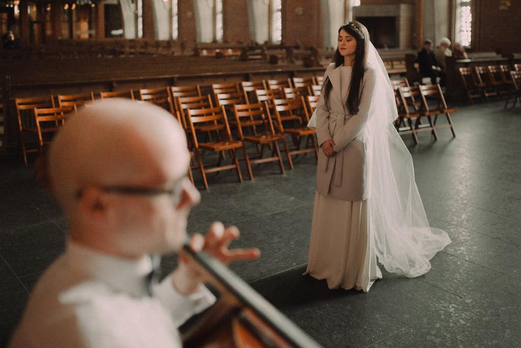 Jakub i Asia,  Zimowy ślub u Dominikanów + Stodoła wszystkich Świętych zwana Oczyszczalnią 115
