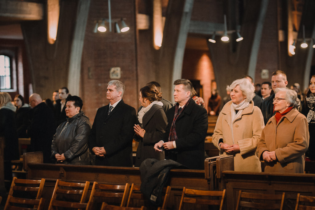 Jakub i Asia,  Zimowy ślub u Dominikanów + Stodoła wszystkich Świętych zwana Oczyszczalnią 119