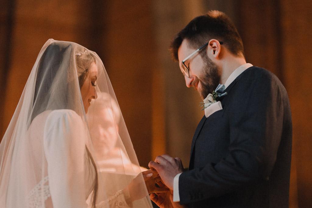 Jakub i Asia,  Zimowy ślub u Dominikanów + Stodoła wszystkich Świętych zwana Oczyszczalnią 125