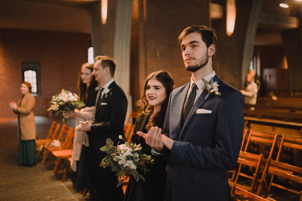Jakub i Asia,  Zimowy ślub u Dominikanów + Stodoła wszystkich Świętych zwana Oczyszczalnią 128