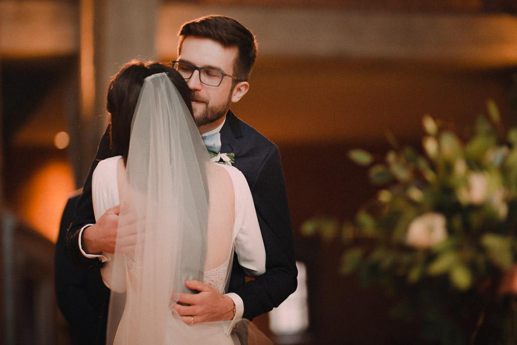 Jakub i Asia,  Zimowy ślub u Dominikanów + Stodoła wszystkich Świętych zwana Oczyszczalnią 130