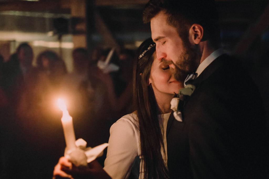 Jakub i Asia,  Zimowy ślub u Dominikanów + Stodoła wszystkich Świętych zwana Oczyszczalnią 163