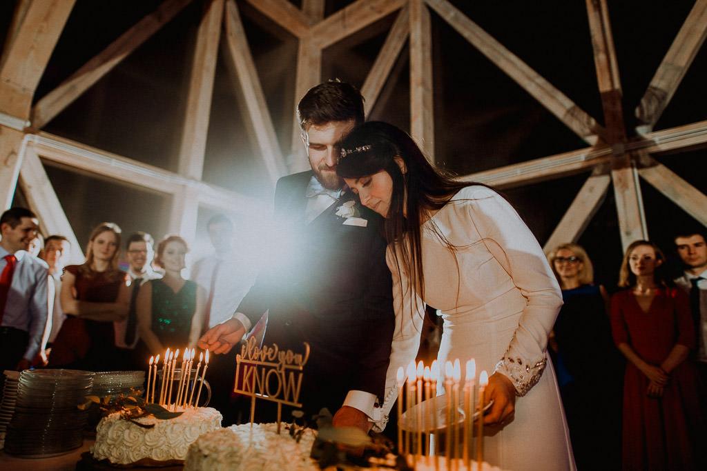 Jakub i Asia,  Zimowy ślub u Dominikanów + Stodoła wszystkich Świętych zwana Oczyszczalnią 169