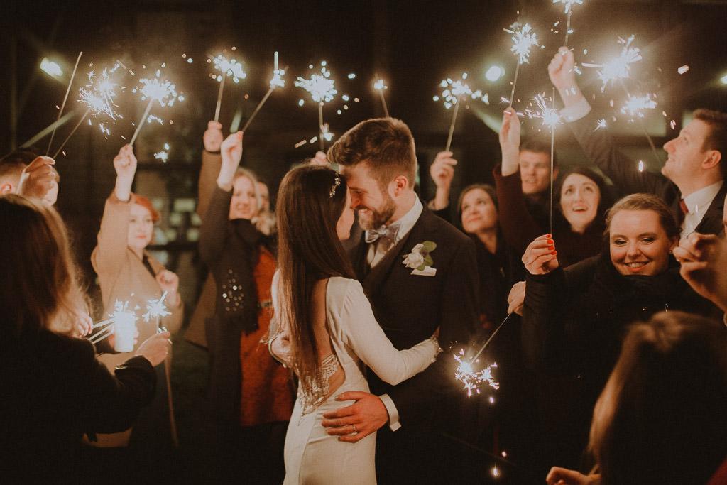 Jakub i Asia,  Zimowy ślub u Dominikanów + Stodoła wszystkich Świętych zwana Oczyszczalnią 171