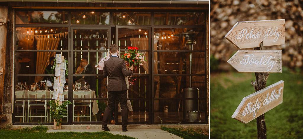 Klara + Kuba, Folwark Ruchenka Barn House, slow wedding i wesele w stodole 145