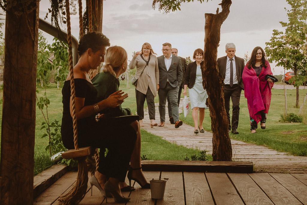 Klara + Kuba, Folwark Ruchenka Barn House, slow wedding i wesele w stodole 146