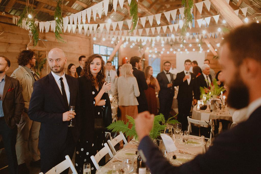 Klara + Kuba, Folwark Ruchenka Barn House, slow wedding i wesele w stodole 148