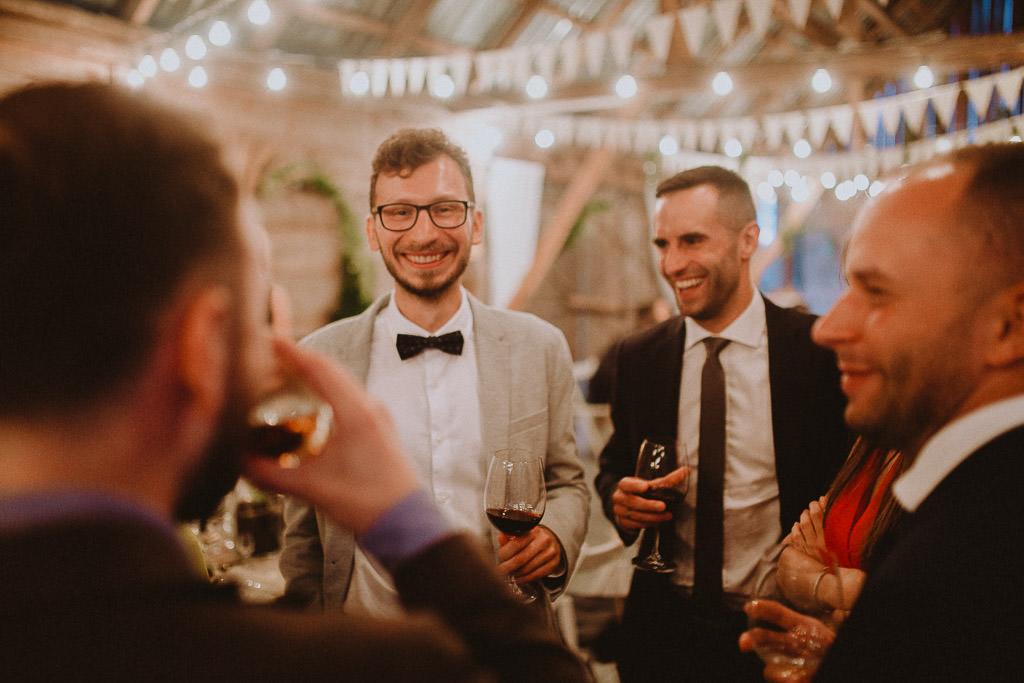 Klara + Kuba, Folwark Ruchenka Barn House, slow wedding i wesele w stodole 152