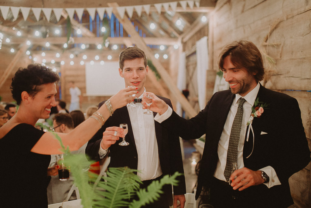 Klara + Kuba, Folwark Ruchenka Barn House, slow wedding i wesele w stodole 153