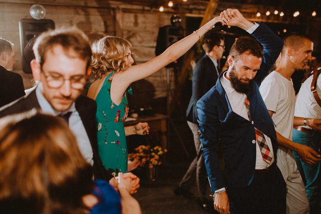 Klara + Kuba, Folwark Ruchenka Barn House, slow wedding i wesele w stodole 162