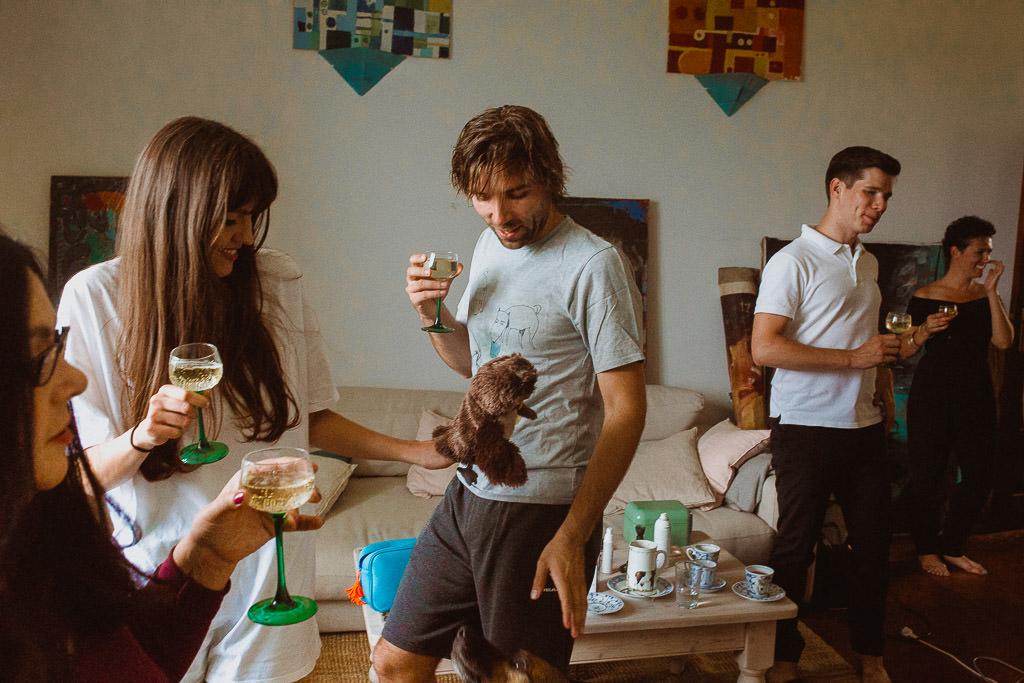 Klara + Kuba, Folwark Ruchenka Barn House, slow wedding i wesele w stodole 100