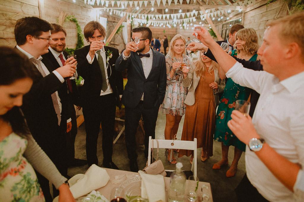 Klara + Kuba, Folwark Ruchenka Barn House, slow wedding i wesele w stodole 172