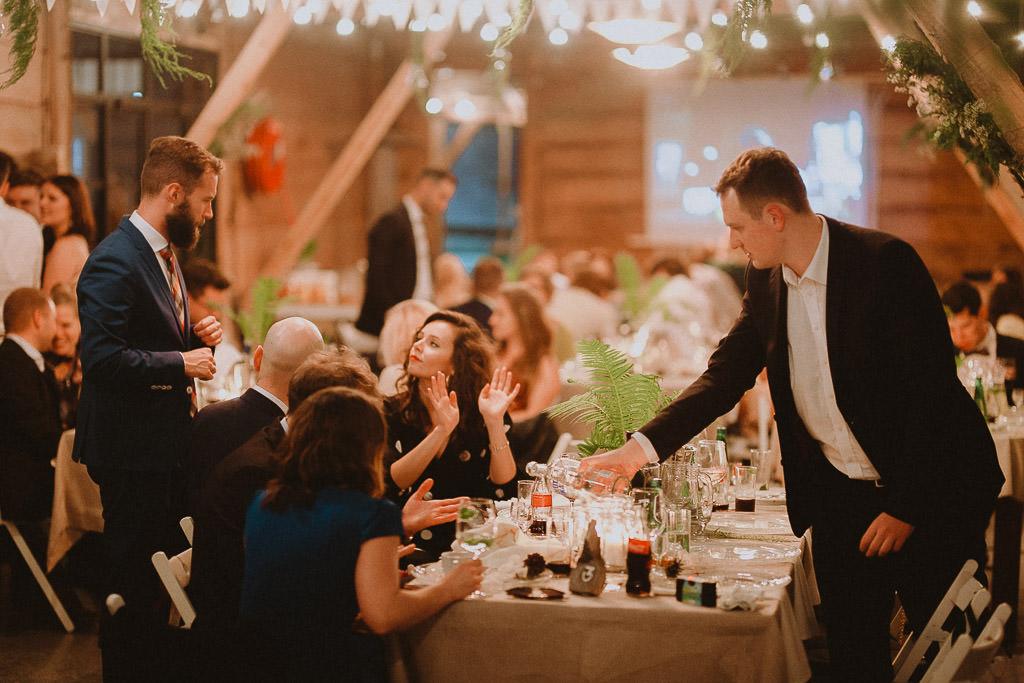 Klara + Kuba, Folwark Ruchenka Barn House, slow wedding i wesele w stodole 179