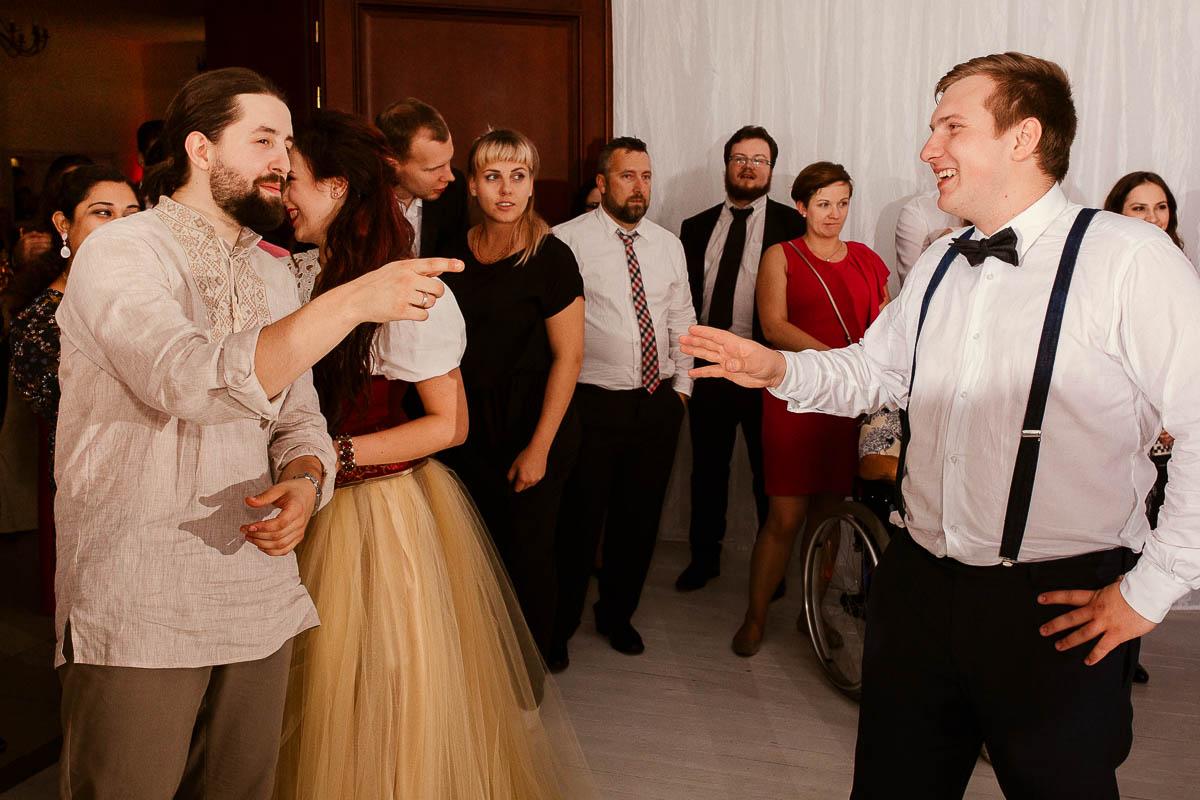 Ewa i Bartek, ślub słowiański, Art Impression House 84