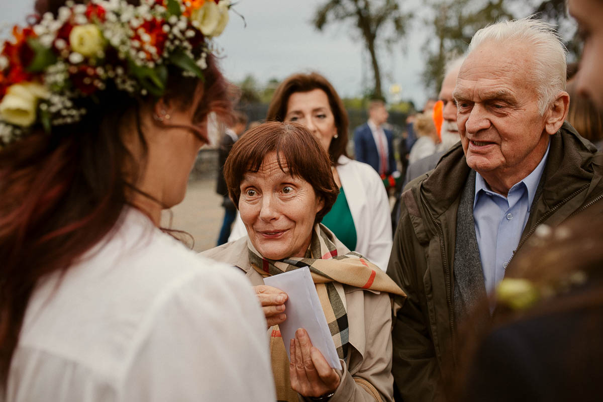 Ewa i Bartek, ślub słowiański, Art Impression House 137