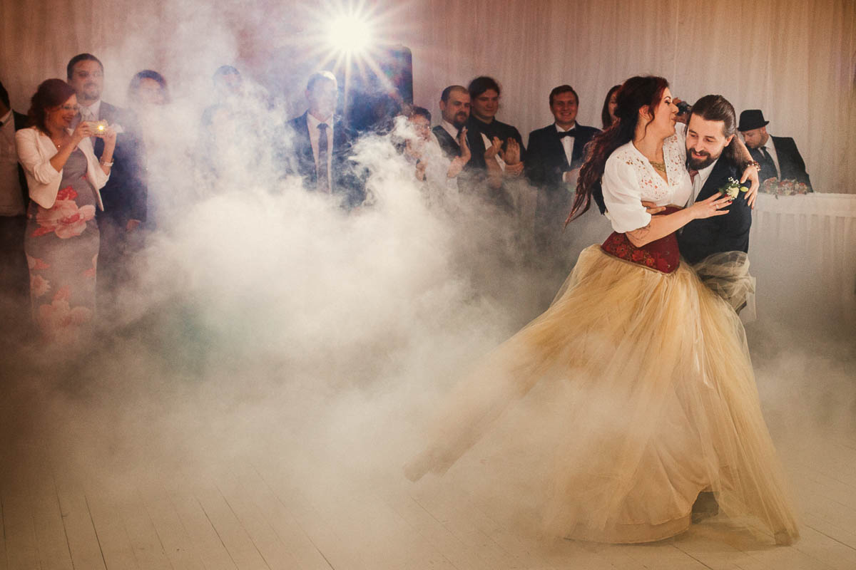 Ewa i Bartek, ślub słowiański, Art Impression House 60