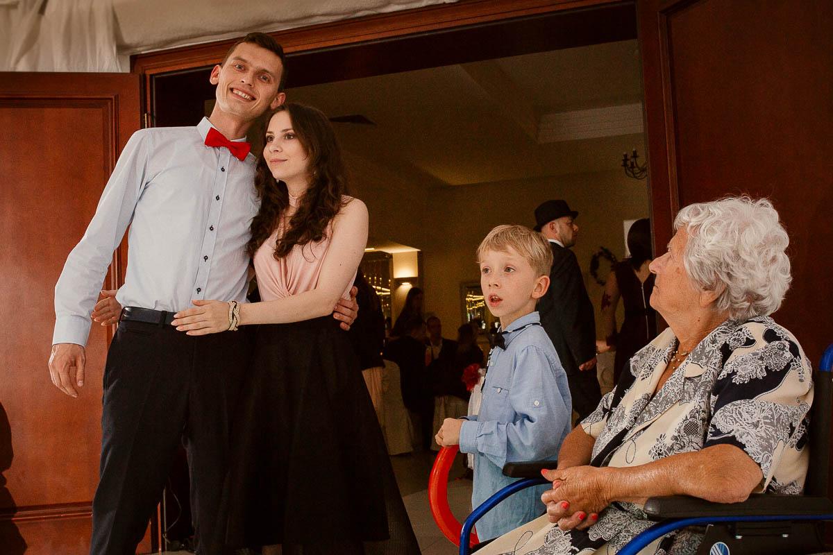 Ewa i Bartek, ślub słowiański, Art Impression House 79