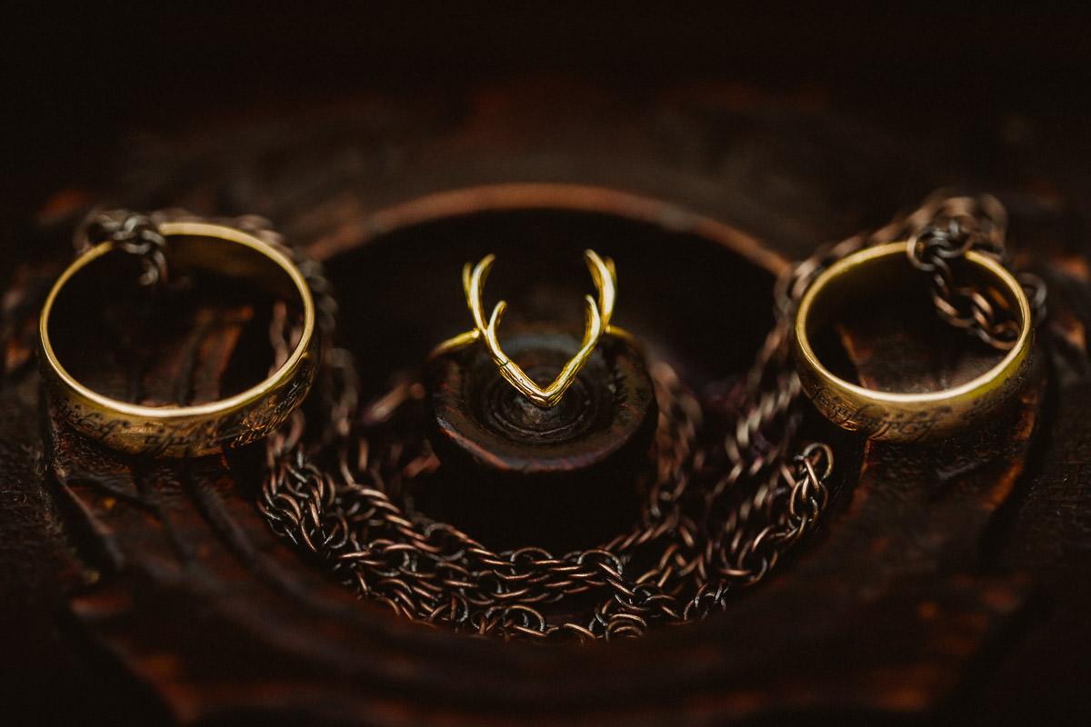 obrączki władca pierścieni