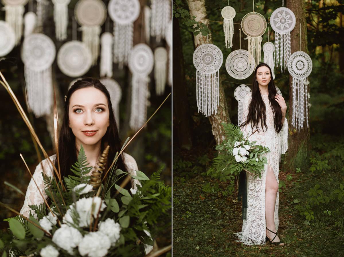 Ślub w klimacie fantasy – stylizowana sesja ślubna 47