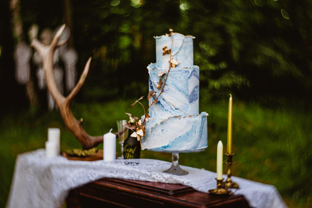 Ślub w klimacie fantasy – stylizowana sesja ślubna 50