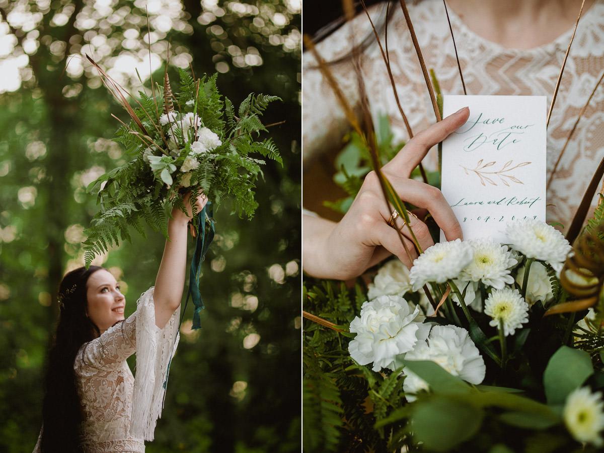 Ślub w klimacie fantasy – stylizowana sesja ślubna 58