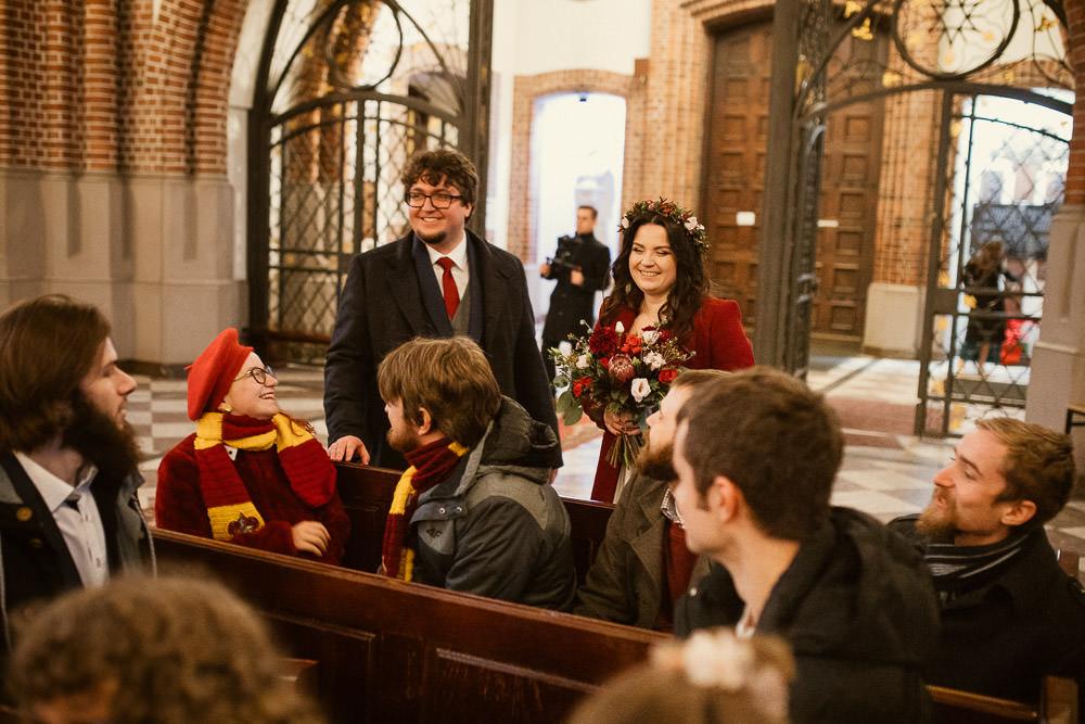 L+P, Ślub w stylu Harry Potter, Górki Zielone Wesele Harry Potter 9