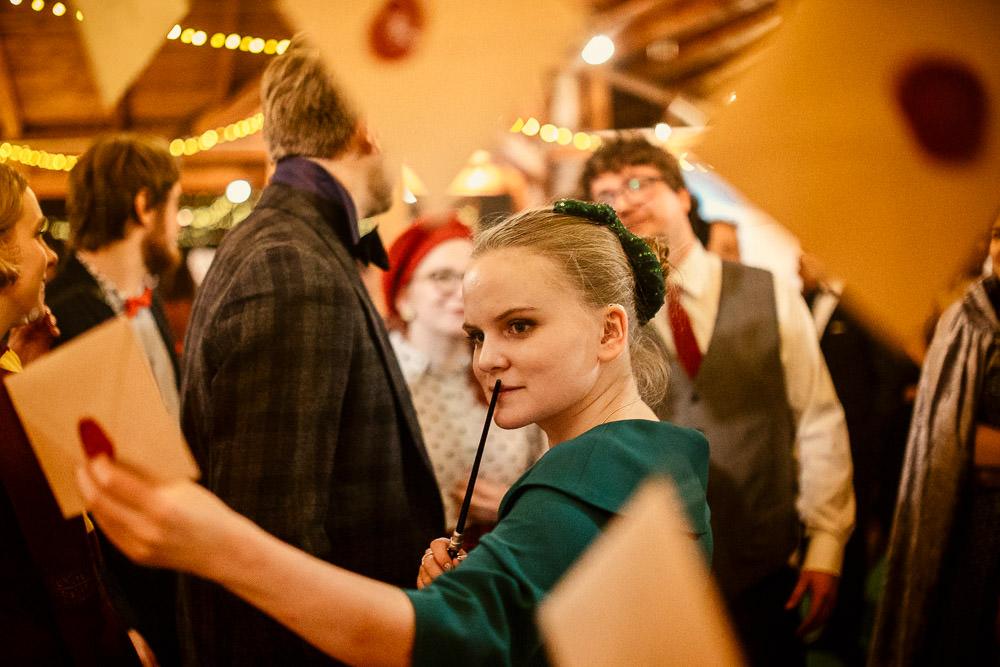 L+P, Ślub w stylu Harry Potter, Górki Zielone Wesele Harry Potter 50