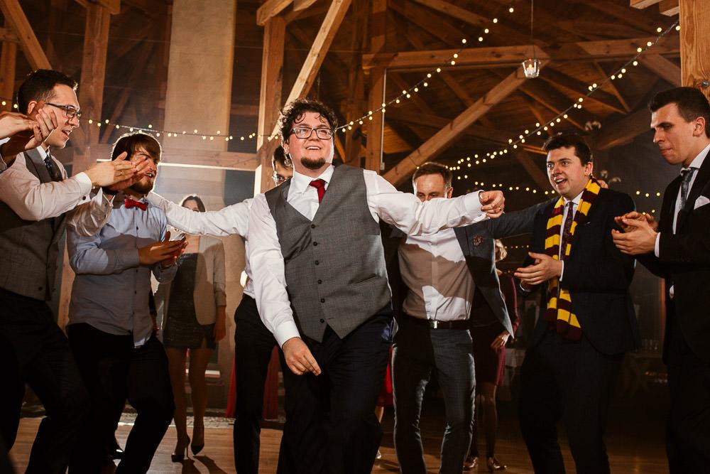 L+P, Ślub w stylu Harry Potter, Górki Zielone Wesele Harry Potter 75