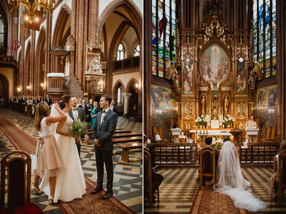 A+T, ślub z motywem podróży, Osada Młyńska, wesele w stylu podróżniczym 80