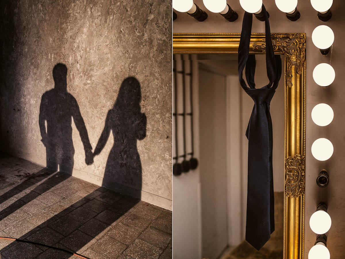 Sesja wesele industrialne + sale w stylu industrialnym w Warszawie 23