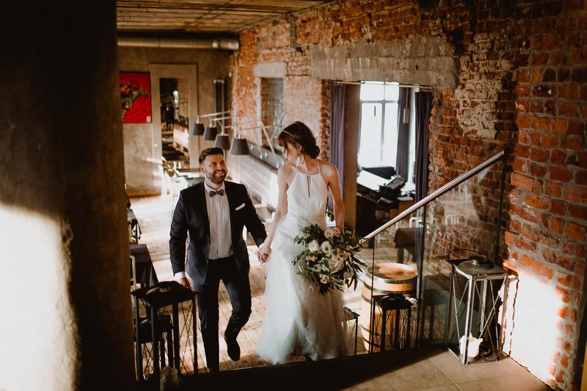 wesele w restauracji