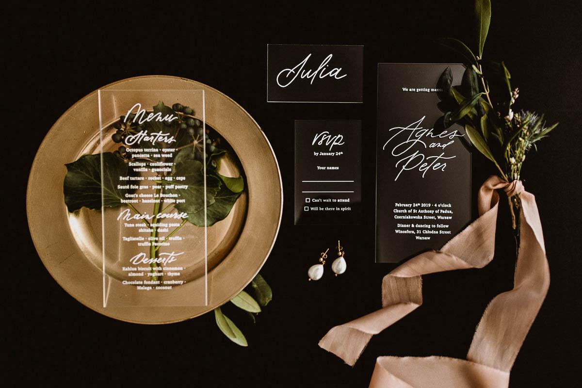 talerzyk menu
